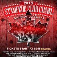 Stampede Club Crawl @ The Roadhouse