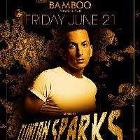 CLINTON SPARKS at Bamboo Miami