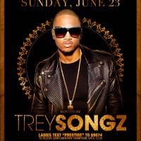 Trey Songz at Bamboo Miami