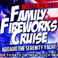4th of July On Serenity Yacht